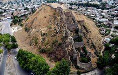 #Gori Fortress, Georgia.