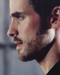 Day 7: Colin O'donoghue. He's my man crush. The brow, the eyes, the cheekbones, the lips, the jaw, the WHOLE PACKAGE. He's just hot.