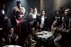 Jennifer Hudson, Jessica Biel, Patrick Wilson, Kerry Washington, Adam Beach, Amy Adams, Derek Luke, James McAvoy, Evan Rachel Wood