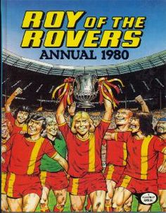 The Roy of the Rovers Annual Collection 1980