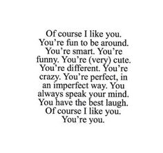 Quotes about your crush, quotes about fun, quotes about eyes, love quotes for Cute Love Quotes, Crush Quotes For Him, I Like You Quotes, Quotes About Your Crush, Crushing On Him Quotes, Crush Sayings, Crush Quotes Funny, Poems About Crushes, Secretly In Love Quotes