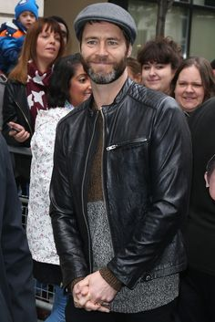 Take That's Howard Donald Names Newborn Baby Son In Tribute To David Bowie