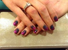 Glitter Ombre by Anne