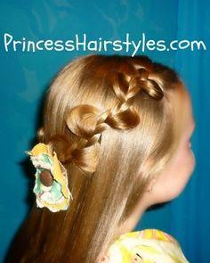 #Hair styles for girls