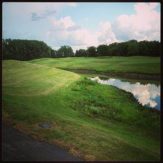 Klein Creek Golf Course in Winfield, IL