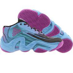 Adidas Men Real Deal - Antoine Walker (black   vivid pink   joy blue) d50f3e685