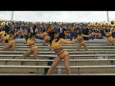 Funky Stuff - Alcorn State Marching Band Feat. Golden Girls | Filmed in 4K