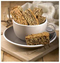 Hulett's Recipe for Bran Rusks. Healthy Breakfast Snacks, Breakfast Dishes, Healthy Dessert Recipes, Appetizer Recipes, Baking Recipes, Dog Food Recipes, Bread Recipes, Healthy Food, Appetizers