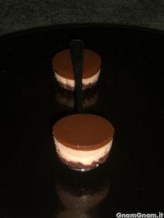 Scopri la ricetta di: Cheesecake al caffè mini