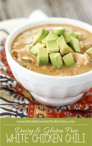 Paleo White Chicken Chili Recipe plus 24 more of the best Paleo chili recipes
