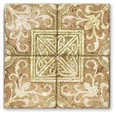 Celtic+Tiles+for+Backsplashes | Metal Backsplashes Kitchens on Listellos And Kitchen Backsplash Tile ...