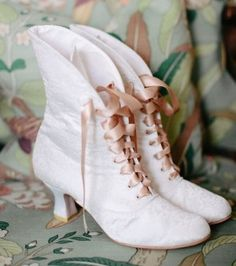 lace bridal boot12