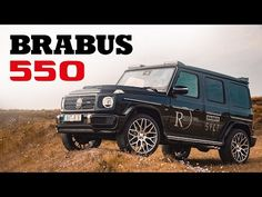 BRABUS 550 based on G 500 - YouTube Benz G, Fuel Economy, Mercedes Benz, Youtube, Instagram, G Class, Youtubers, Youtube Movies
