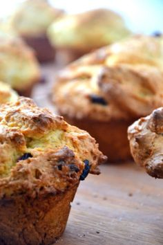 Here is a great vegan muffin using So Delicious Coconut Milk; it's dairy free, gluten free and vegan!