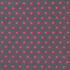 Jersey Sanni Star Big 10 - Coton - Élasthanne - gris