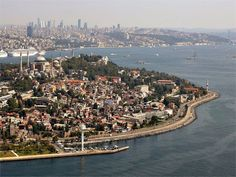 Istanbul.  Reminds me so much of being back home in SF - hills and water everywhere.