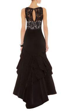 adba73700ef9 Karen Millen Taffeta maxi dress