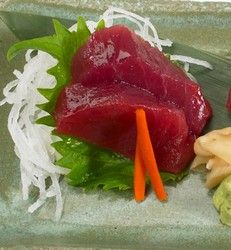 Best sashimi grade yellowfin tuna recipe on pinterest for Sashimi grade fish
