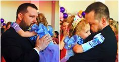This little girl's family organised a fantastic party for her last ever birthday