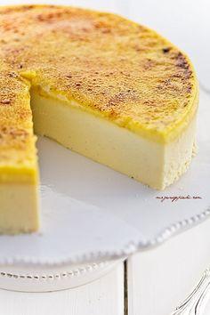 Creme Brûlée Cheesecake Recipe