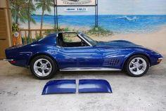 Chevrolet : Corvette Beautiful 1972 Stingray  ** - http://www.legendaryfinds.com/chevrolet-corvette-beautiful-1972-stingray/