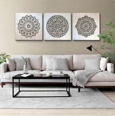 Pinterest Room Decor, Photo Wall Decor, Living Room Art, Frames On Wall, Wall Design, Diy Home Decor, Interior Design, Crochet, Google