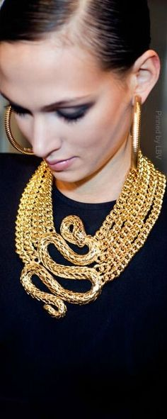 Black and Gold this chain?!?!