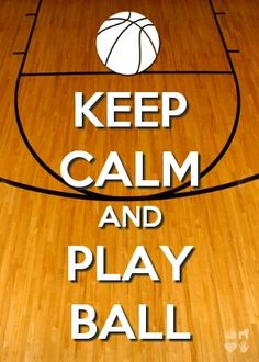 Perfect poster...#basketball