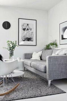 Karlstad IKEA grey