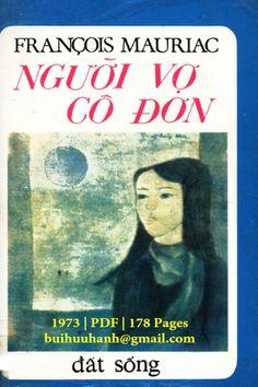 Người Vợ Cô Đơn (NXB Đất Sống 1973) - François Mauriac, 178 Trang   Sách Việt Nam