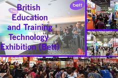 British Education and Training Technology Exhibition BETT Show ExCeL Exhibition Centre in London, UK, 24 Jan and 27 Jan 2018 Education Uk, Education And Training, Jan 2018, Upcoming Events, Exhibitions, Centre, British, Technology, London