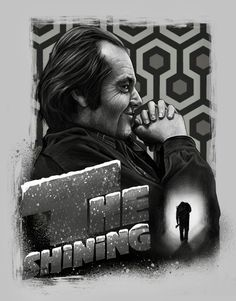 """""""All work and no play makes Jack a dull boy."""" The Shining Horror Art, Horror Movies, Stephen King Movies, Stanley Kubrick, The Shining, Great Movies, Movies Showing, Coloring Pages, Fan Art"""