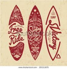 Image result for vintage surf logos More
