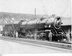 railroads | historycentral com railroads locomotive railroad history baltimore and ...