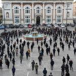�Giorno della Memoria� celebrazioni allo Sperimentale e Flash mob in Piazza del Popolo
