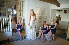 California At-Home Wedding: Katie 's Family Home Wedding in La Jolla | Intimate Weddings - Small Wedding Blog - DIY Wedding Ideas for Small and Intimate Weddings - Real Small Weddings