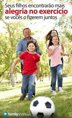 Dicas para os pais tornarem o exercício uma prioridade em seu lar e fazer isso de maneira como família. Todos sabem que o exercício é importante, espe...