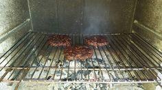 Hoy hamburguesas de buey  #anabelycarlos #horadecomer #galiciacalidad