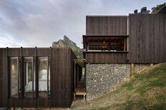 Galeria de Casa na Praia Castle Rock / Herbst Architects - 7
