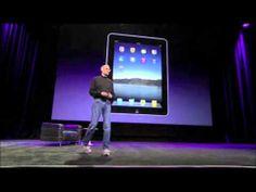 ▶ Steve Jobs 驚異のプレゼンテーション - YouTube