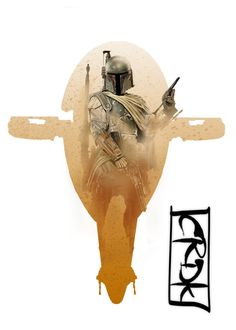Boba Fett by Craig Deakes Boba Fett Tattoo, Boba Fett Art, Star Wars Boba Fett, Star Wars Love, Star Wars Art, Arm Tattoos Star Wars, Star Wars Bounty Hunter, Star Wars Design, Gadgets