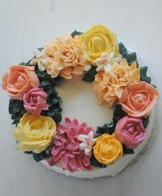 The Wilton Method: Buttercream Skills, a Craftsy Online Cake Class