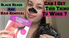 Can I Get This Thing To Work ? Black Heads and Smooth Legs !! Hi friends, today i had a few hours to myself so thought i would make it a pamper morning testing out my new things. Both have been viral all over the internet so i was dying to try them out.  Smooth Legs: http://www.ebay.co.uk/itm/12-Pcs-Smoo...  Black head remover: http://www.ebay.co.uk/itm/Mineral-Mud...  I hope you enjoyed this video if you did please give it a thumbs up and subscribe to my channel :D :D thanks xx