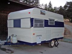 travel trailer redo | Adventures in Vintage Travel Trailer Remodel