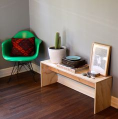 PROJECT | The Ten Dollar Bench