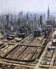 Penn Station - Valerio D'Ospina