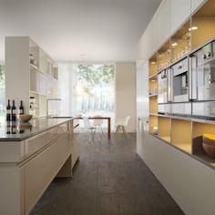 Cozinha Contemporânea Largo FG Largo LG Avance LG