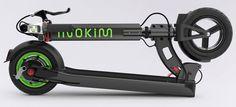 La trottinette électrique Inokim Light est une version économique de la Quick 2