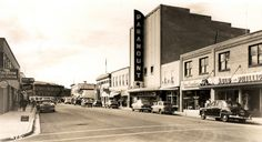 The Paramount, Chilliwack, BC Canada - i saw my first movie there - bambi Fraser River, Fraser Valley, Paramount Theater, Home Look, Historical Photos, British Columbia, Great Places, Vancouver, Scenery