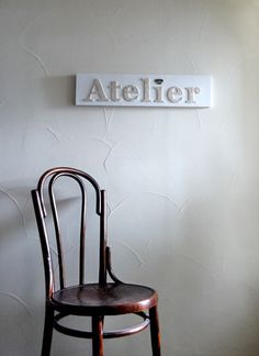 Embroidered Atelier board